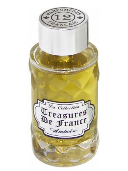 12 Parfumeurs Francais Treasures of France Amboise парфюмированная вода 30 мл