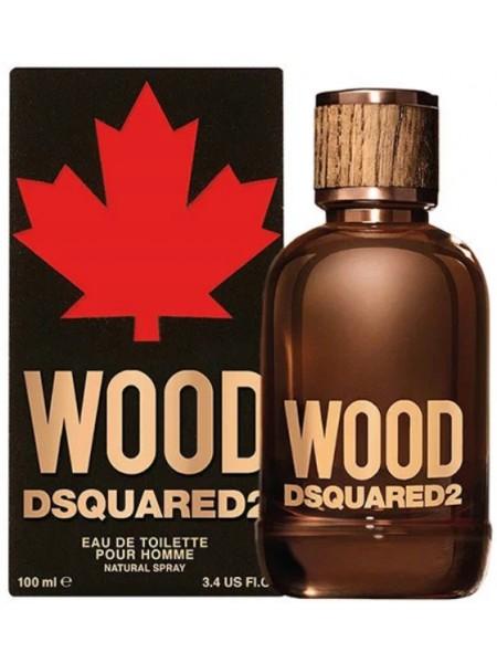 Dsquared2 Wood for Him туалетная вода 100 мл