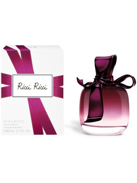 Nina Ricci Ricci Ricci парфюмированная вода 80 мл