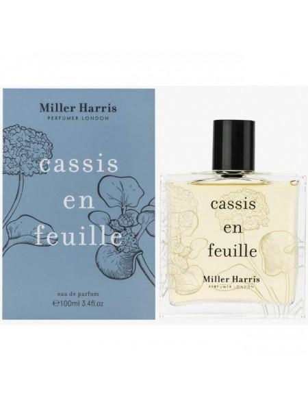 Miller Harris Cassis en Feuilles парфюмированная вода 100 мл
