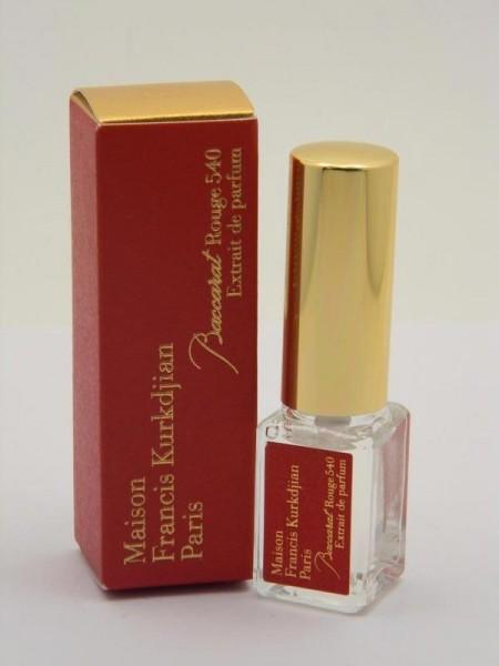 Maison Francis Kurkdjian Baccarat Rouge 540 Extrait de Parfum миниатюра 5 мл