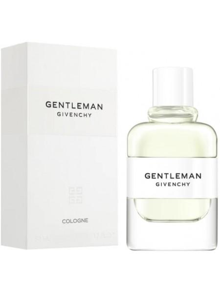 Givenchy Gentleman Cologne туалетная вода 50 мл