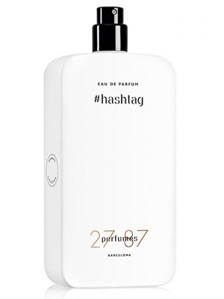 27 87 Perfumes #Hashtag тестер (парфюмированная вода) 87 мл