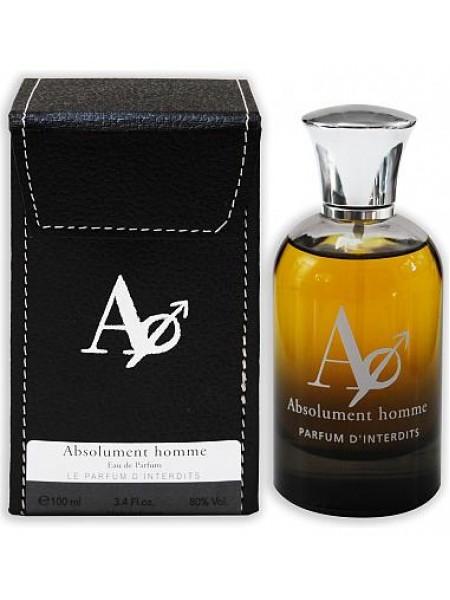 Absolument Parfumeur Absolument Homme парфюмированная вода 100 мл