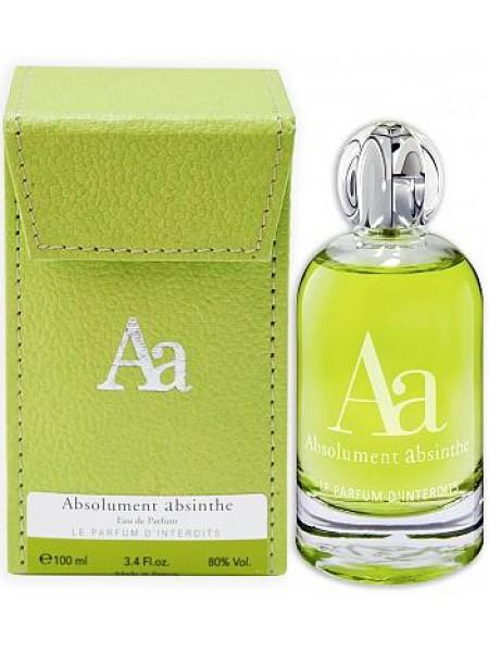 Absolument Parfumeur Absolument Absinthe парфюмированная вода 100 мл
