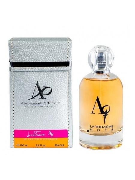 Absolument Parfumeur 13-E Note Femme парфюмированная вода 100 мл