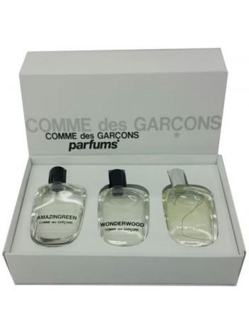 Comme des Garcons Travel set миниатюра 3*9 мл