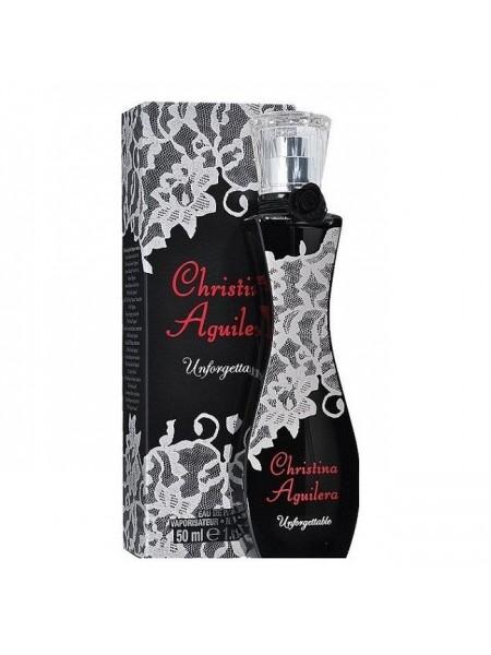 Christina Aguilera Unforgettable парфюмированная вода 50 мл