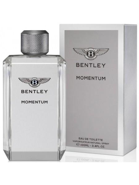 Bentley Momentum туалетная вода 100 мл