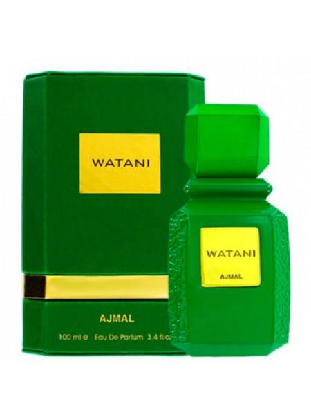 Ajmal Watani Akhdar парфюмированная вода 100 мл