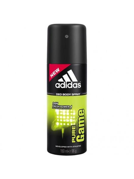 Adidas Pure Game дезодорант-спрей 150 мл