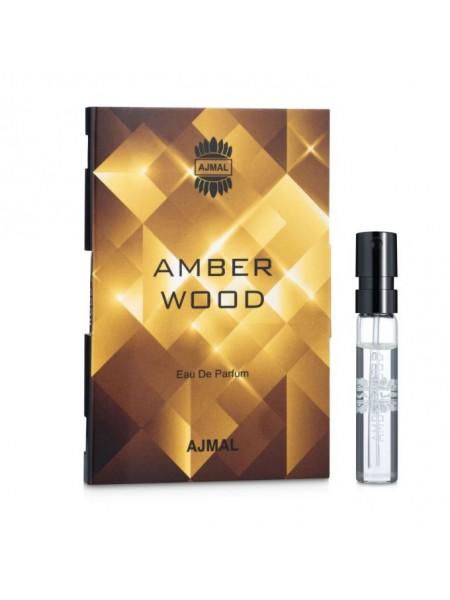Ajmal Amber Wood пробник 1.5 мл
