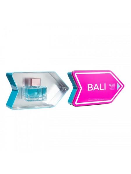 Antonio Banderas Blue Seduction World Bali Special Edition туалетная вода 80 мл