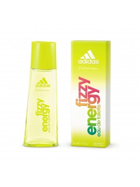 Adidas Fizzy Energy туалетная вода 50 мл