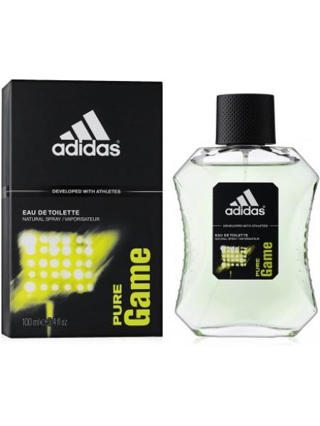 Adidas Pure Game туалетная вода 100 мл