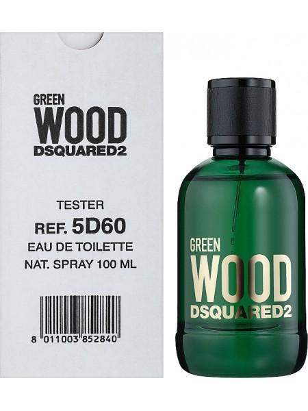 Dsquared2 Green Wood Pour Homme тестер (туалетная вода) 100 мл