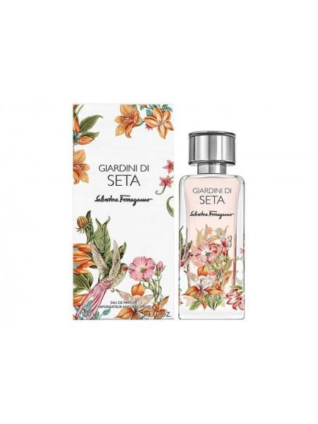 Salvatore Ferragamo Giardini di Seta парфюмированная вода 100 мл