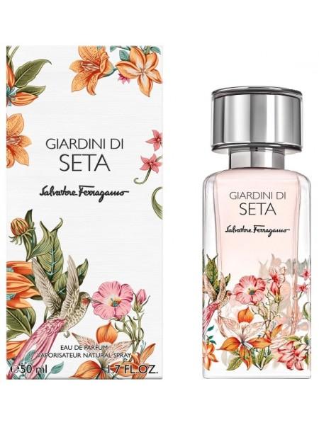 Salvatore Ferragamo Giardini di Seta парфюмированная вода 50 мл