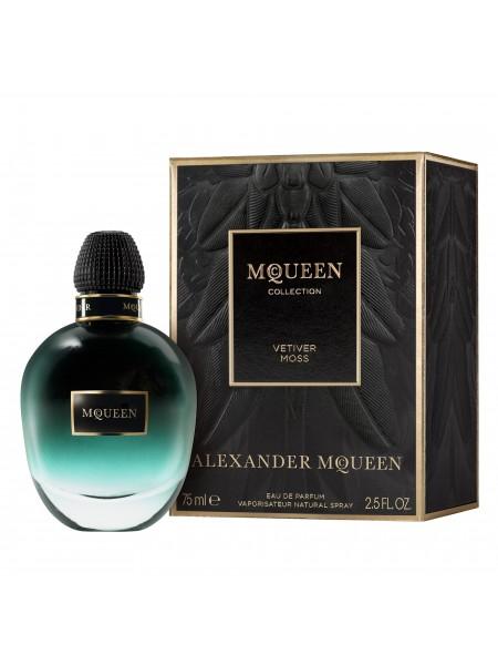 Alexander McQueen Vetiver Moss парфюмированная вода 75 мл