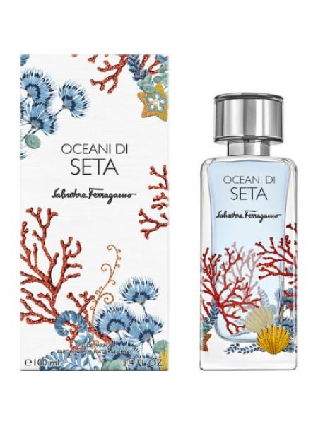 Salvatore Ferragamo Oceani di Seta парфюмированная вода 100 мл