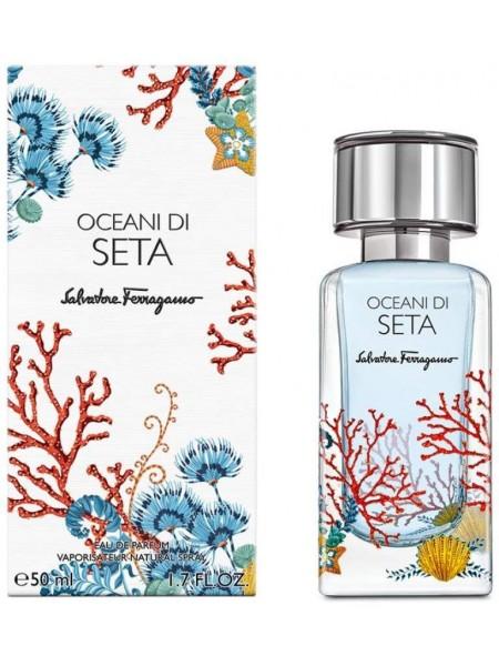Salvatore Ferragamo Oceani di Seta парфюмированная вода 50 мл