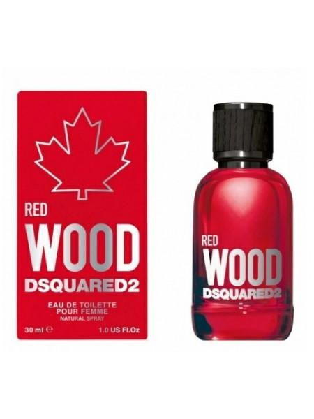 Dsquared2 Red Wood туалетная вода 30 мл
