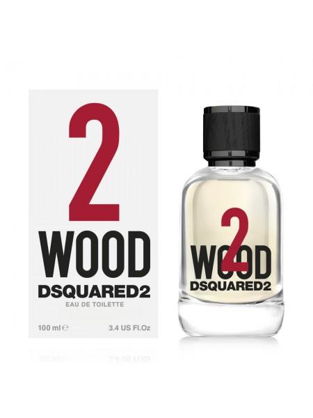 Dsquared2 2 Wood туалетная вода 50 мл