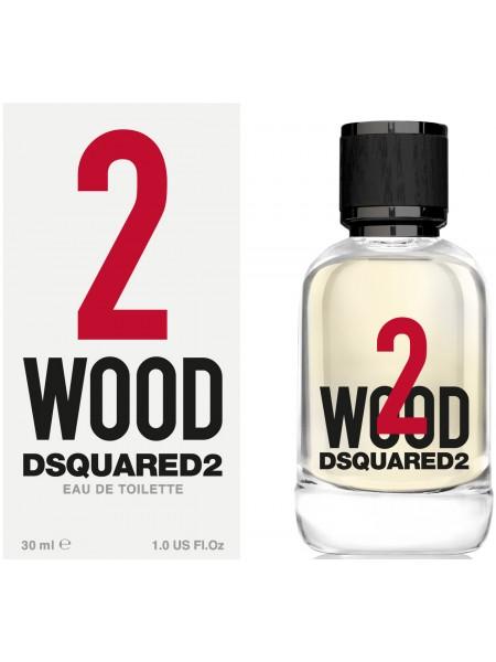 Dsquared2 2 Wood туалетная вода 30 мл