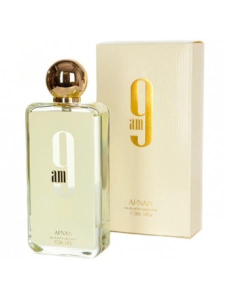 Afnan 9 AM Gold парфюмированная вода 100 мл