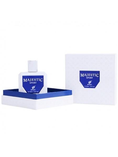 Afnan Majestic Sport парфюмированная вода 100 мл