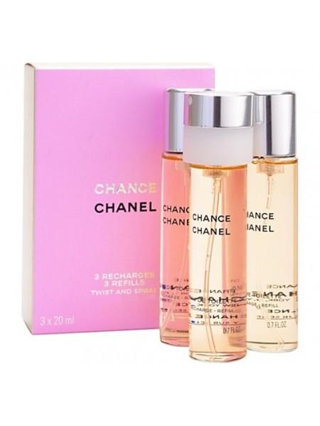 Chanel Chance Travel Spray 3x20 мл