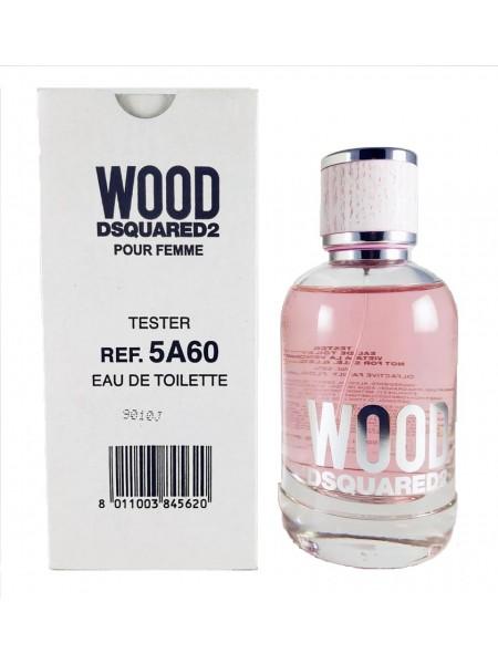 Dsquared2 Wood pour Femme тестер (туалетная вода) 100 мл