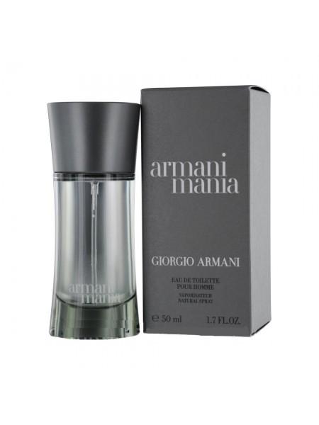 Armani Mania Homme туалетная вода 50 мл
