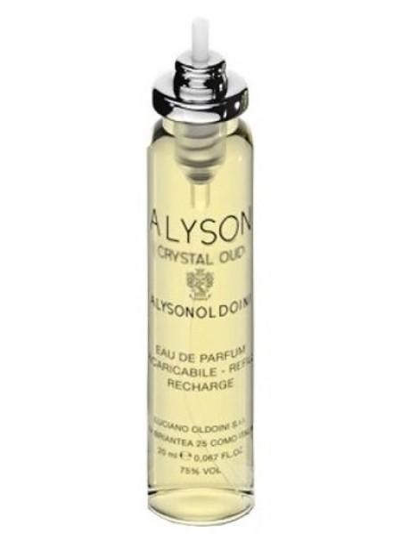 Alyson Oldoini Crystal Oud тестер (запасной флакон (парфюмированная вода) 20 мл