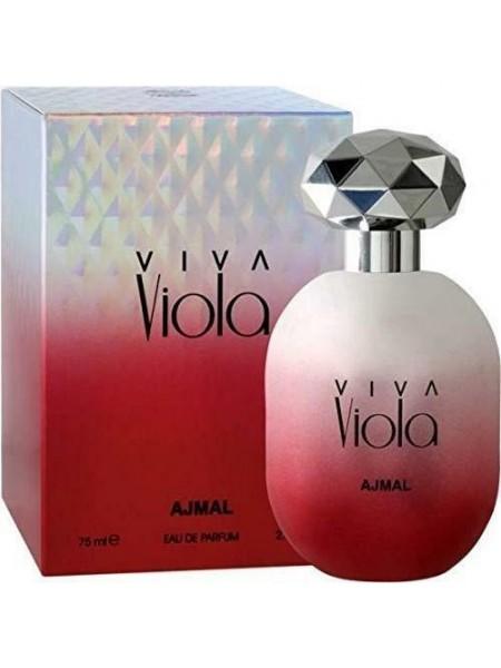 Ajmal Viva Viola парфюмированная вода 75 мл