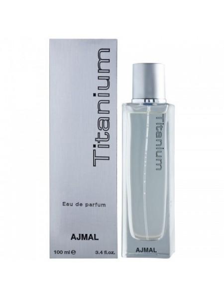 Ajmal Titanium For Him парфюмированная вода 100 мл