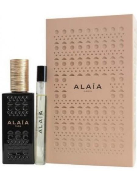 Alaia Paris Alaia Nude Подарочный набор (парфюмированная вода 100 мл + миниатюра 10 мл + косметичка)