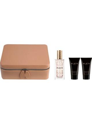 Alaia Paris Alaia Nude Подарочный набор (парфюмированная вода 50 мл + лосьон для тела 50 мл + гель для душа 50 мл + косметичка)