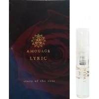 Amouage Lyric For Man пробник 2 мл