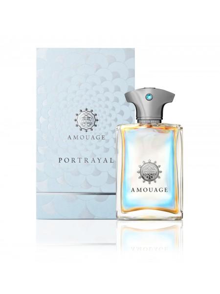 Amouage Portrayal Men парфюмированная вода 50 мл