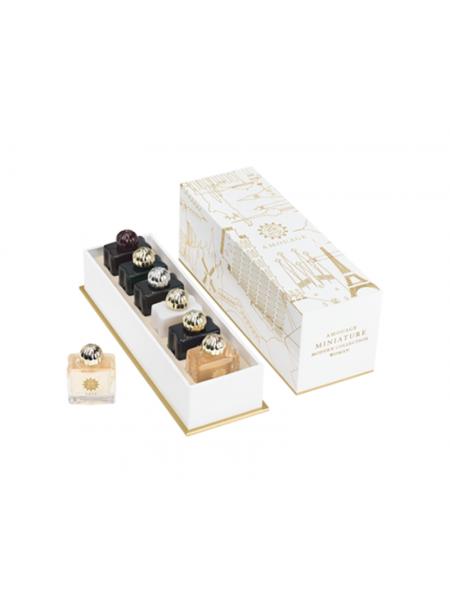 Amouage Miniature Gift Modern Set for Women миниатюра 6*7,5 мл