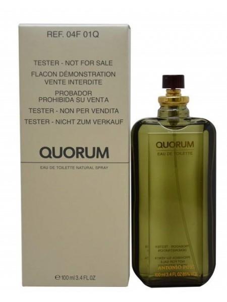Antonio Puig Quorum тестер (туалетная вода) 100 мл