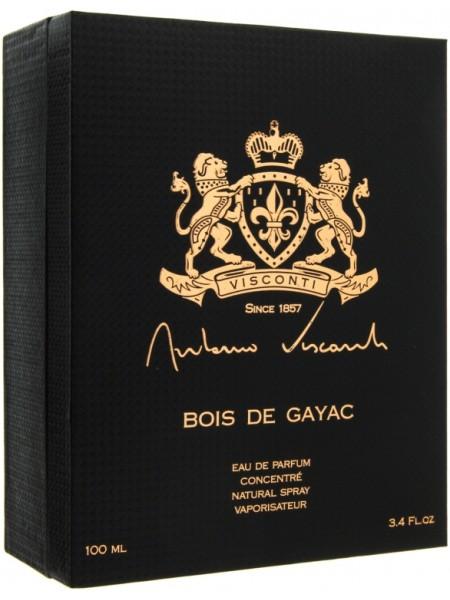 Antonio Visconti Bois de Gayac парфюмированная вода 100 мл