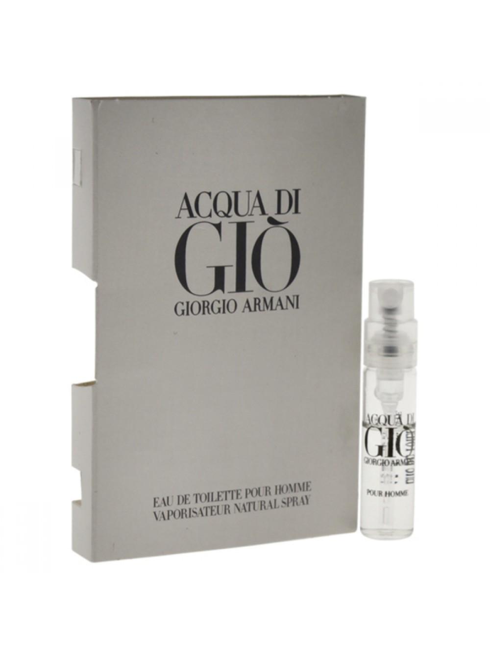 Armani Acqua Di Gio Pour Homme пробник 12 мл