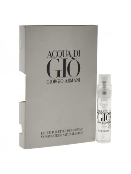Armani Acqua di Gio Pour Homme пробник 1.2 мл