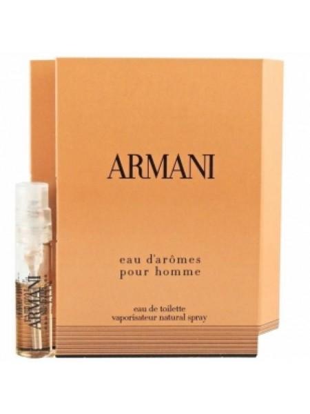 Armani Eau d'Aromes пробник 1.5 мл