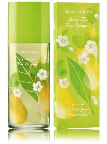 Elizabeth Arden Green Tea Pear Blossom туалетная вода 100 мл