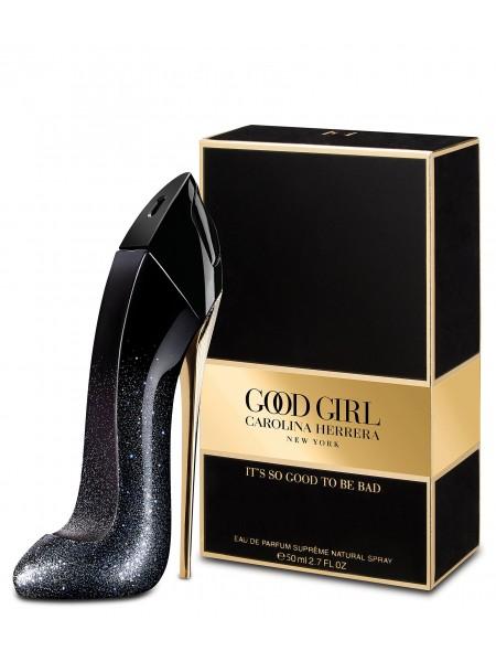Carolina Herrera Good Girl Supreme парфюмированная вода 50 мл