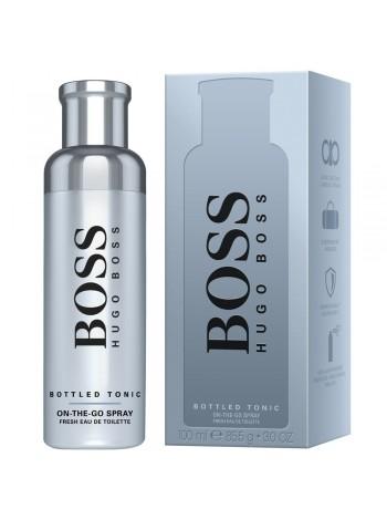 Hugo Boss Bottled Tonic On-The-Go Spray Fresh Eau De Toilette туалетная вода 100 мл