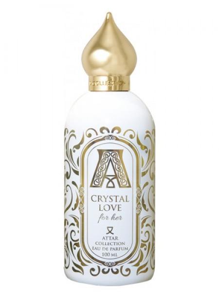 Attar Crystal Love for Her тестер (парфюмированная вода) 100 мл